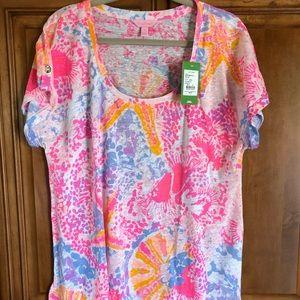 Lilly Pulitzer Ladies Shirt